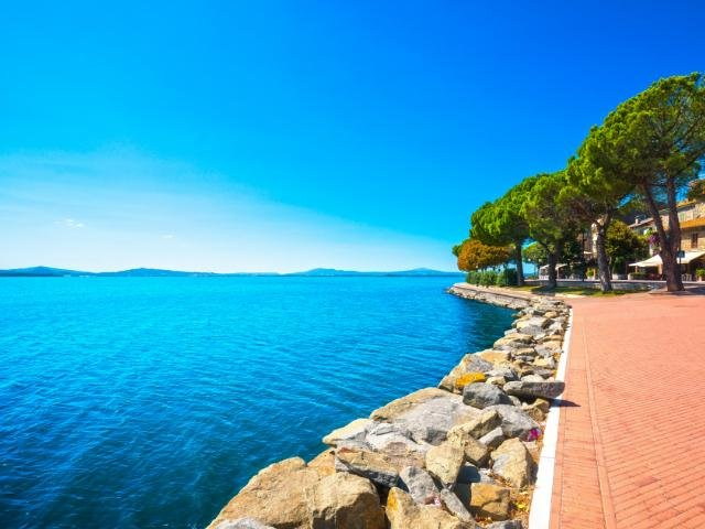 Italië - Lago Trasimeno