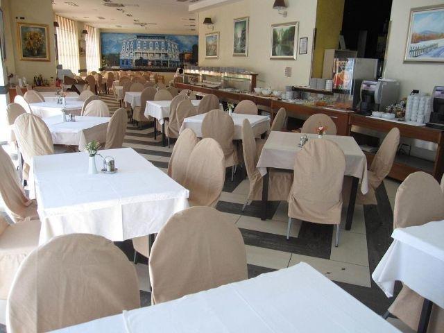 Kroatië - Hotel Park*** - restaurant