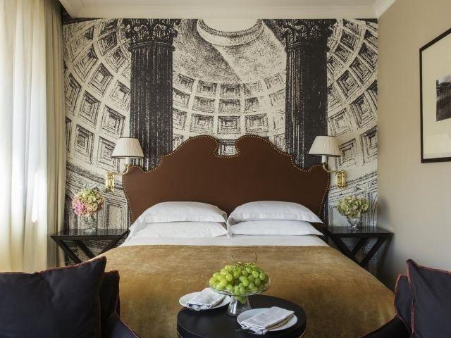Italië - Rome - Starhotels Michelangelo **** - voorbeeldkamer