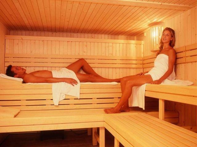 Santa Susanna - Hotel Florida Park **** - sauna