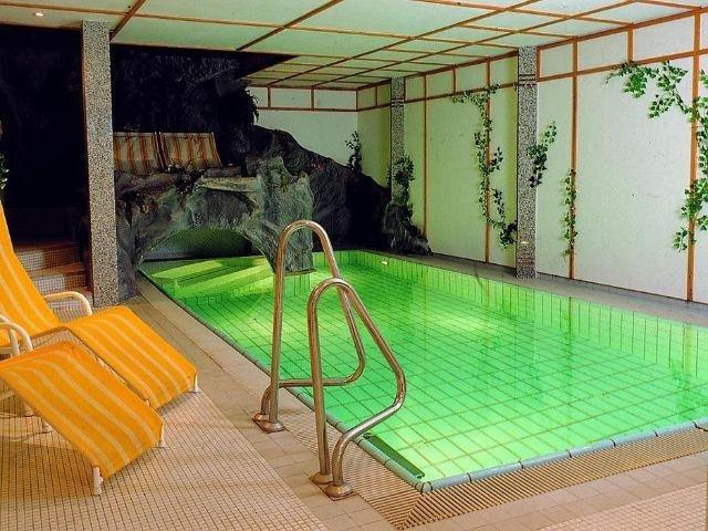 Bad Staffelstein - Hotel Sonnenblick *** - zwembad