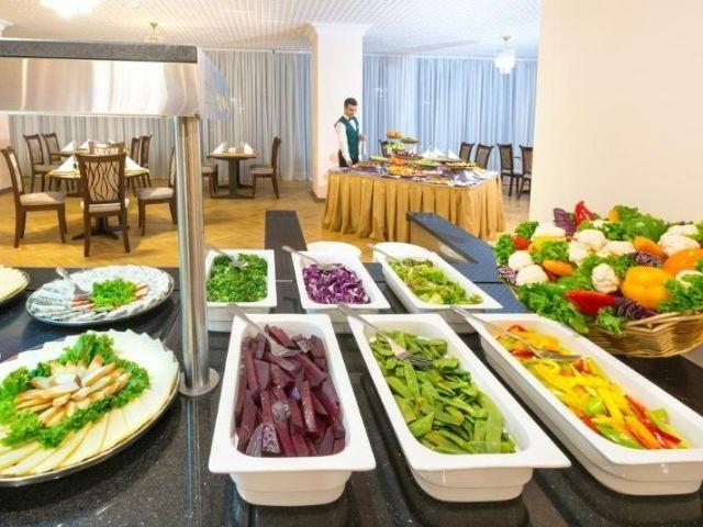 Yerevan - Ani Plaza Hotel **** - restaurant