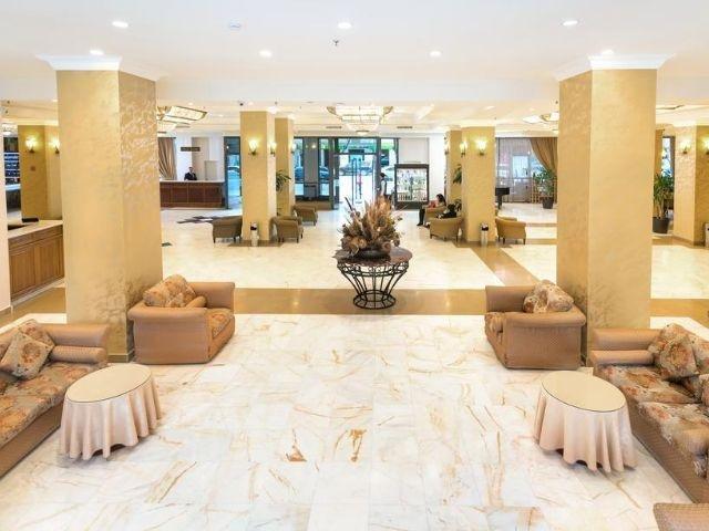 Yerevan - Ani Plaza Hotel **** - receptie
