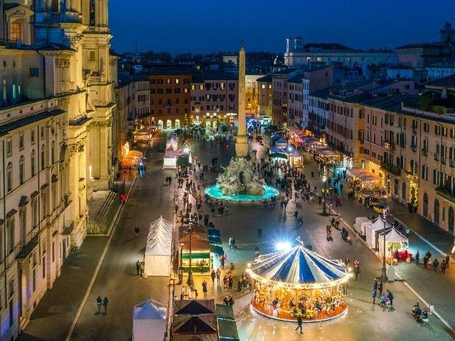 Italië - Rome - Piazza Navona