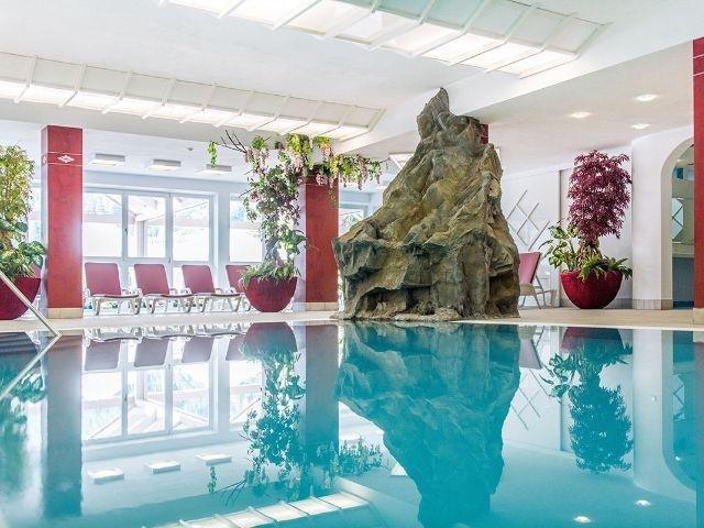 Lutago - Hotel Fronza*** - zwembad