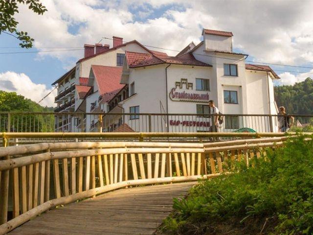 Yaremche - Hotel Stanislavskiy *** - hotelaanzicht