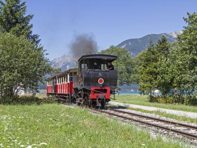 Oostenrijk - trein Achensee