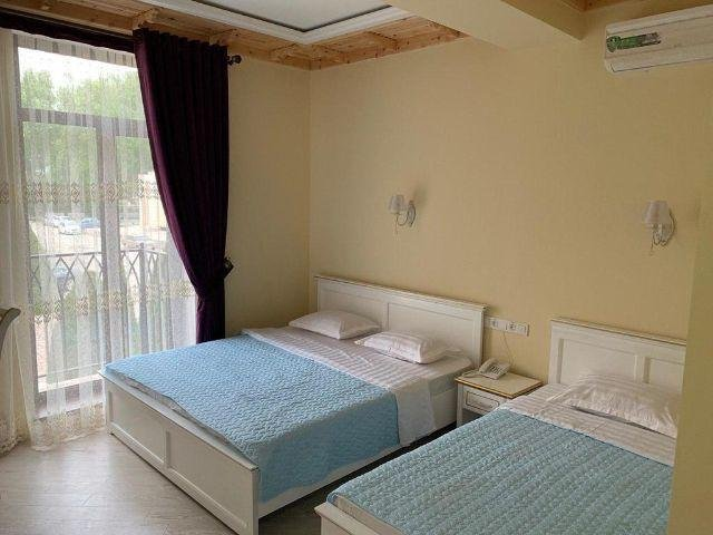 Samarkand - City Hotel *** - voorbeeldkamer