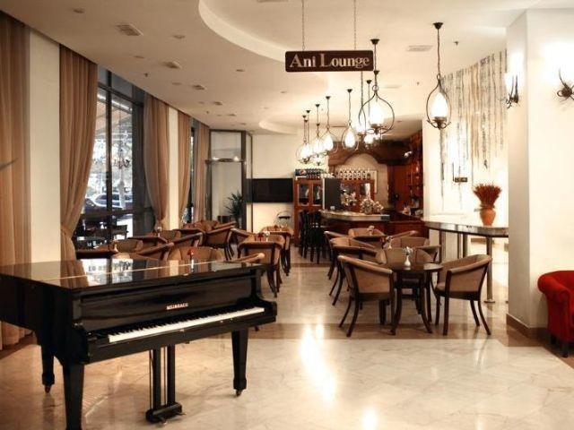 Yerevan - Ani Plaza Hotel **** - bar