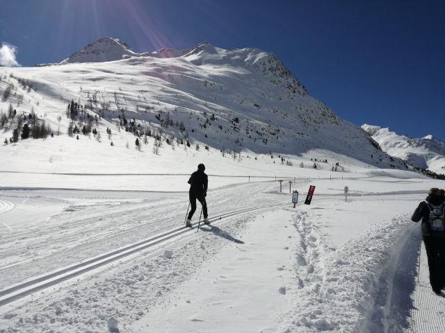 Oostenrijk - Langlaufen in Kaprun