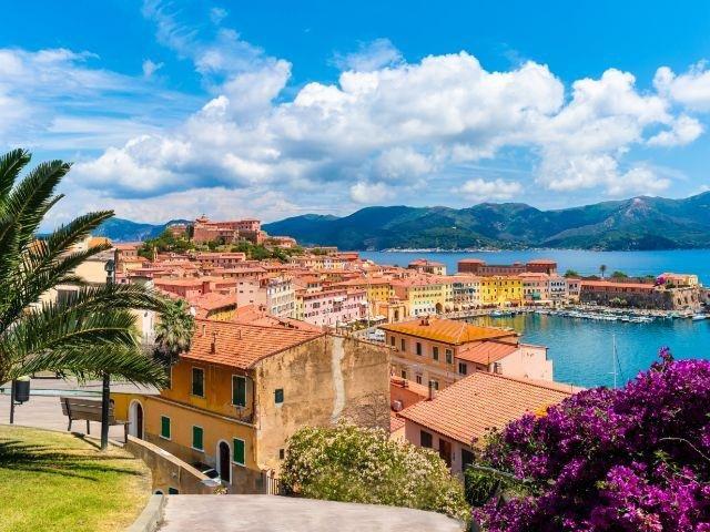 Italië - Elba