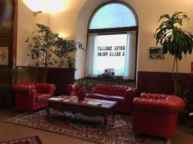 Lerici - Hotel Shelley e Delle Palme *** - receptie - lounge
