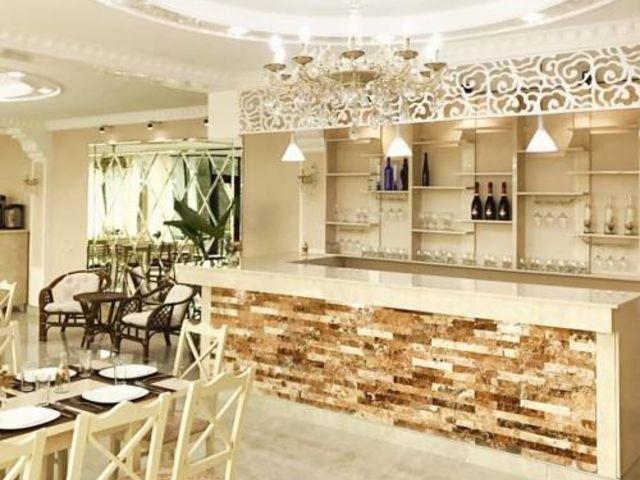 Kutaisi - Guesthouse Beka - bar