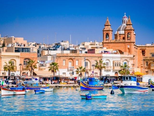 Malta_Marsaxlokk
