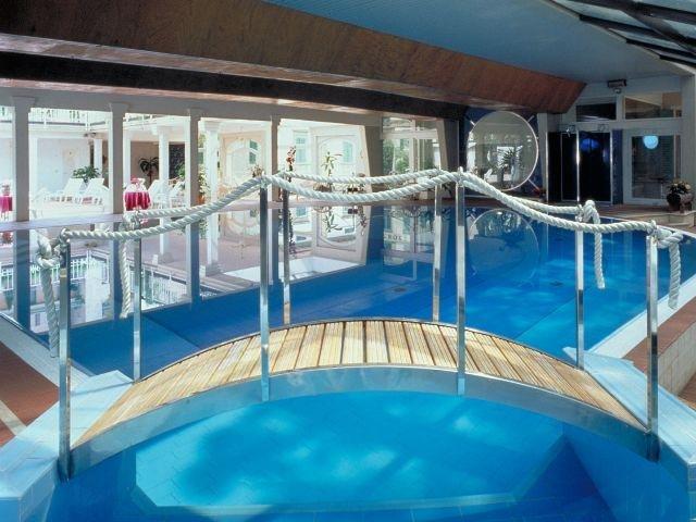 Montecatini Terme - Hotel Biondi **** - zwembad