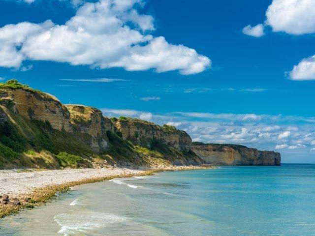 Frankrijk_Normandië_Omaha Beach