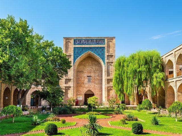 Uzbekistan - Kukeldash Madrassa Tashkent