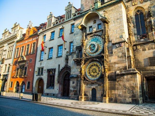 Tsjechië_Praag_Astronomische klok
