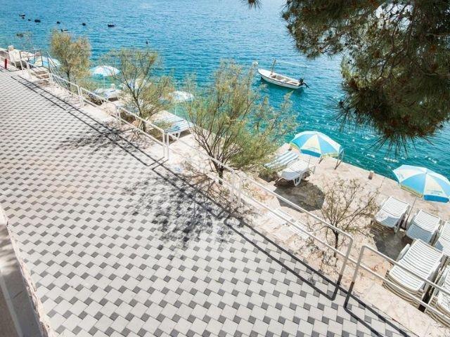 Neum - Hotel Nova **** - promenade - strand