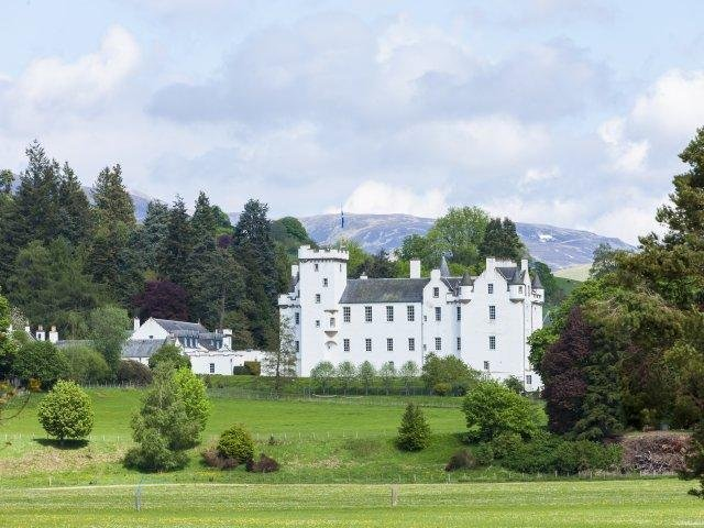 Blair Castle Shutterstock