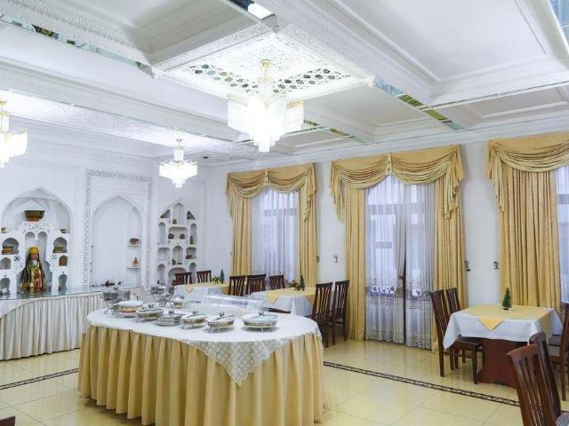 Boechara - Hotel Siyavush *** - restaurant