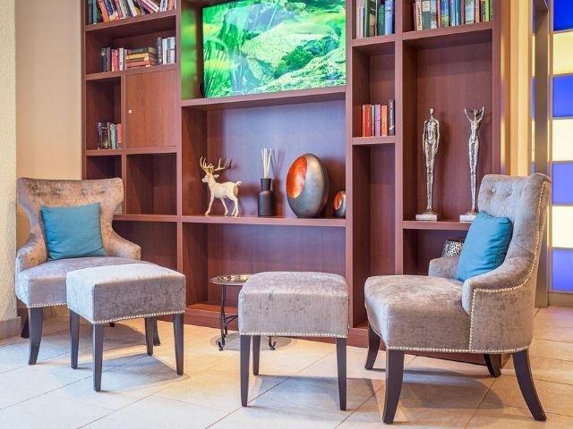 Frankfurt - Best Western Macrander Hotel Frankfurt **** - lounge