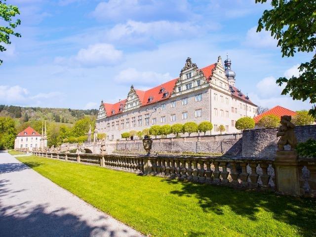 Duitsland - Weikersheim