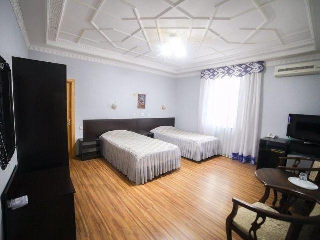 Boechara - Hotel Siyavush *** - voorbeeldkamer