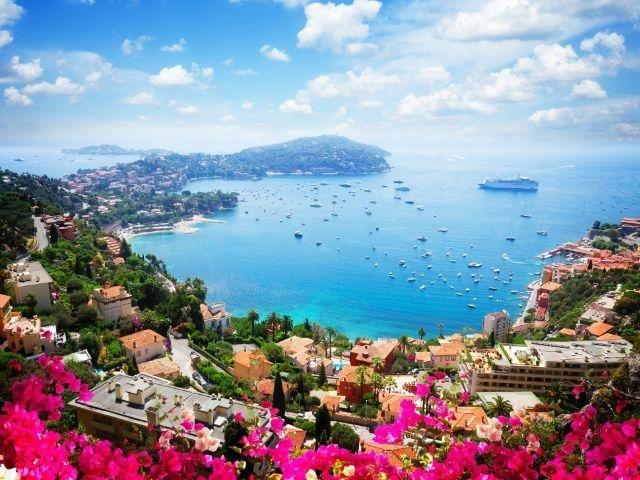 Frankrijk - Côte d'Azur