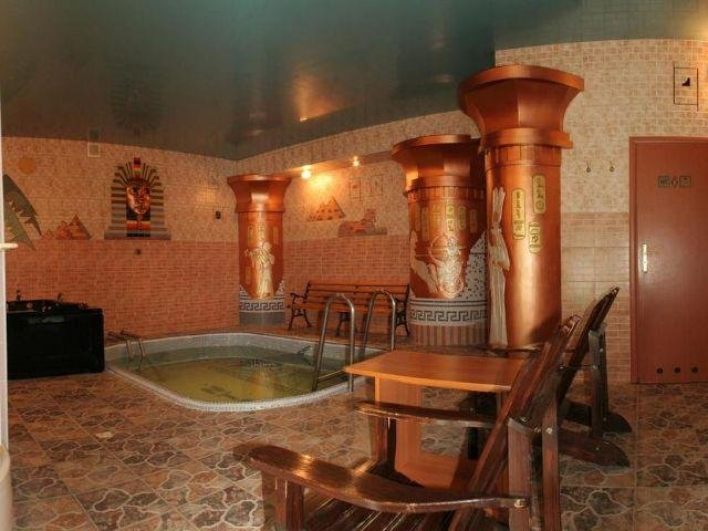 Lviv - Hotel Nton *** - wellness