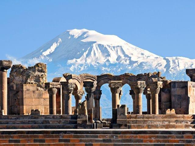 Armenië - Zvartnots