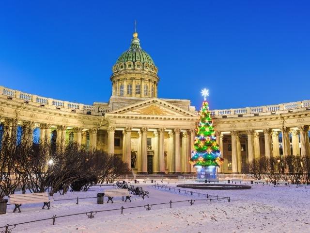 Rusland - Sint Petersbur