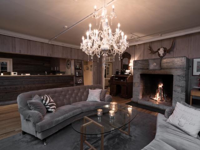 Hafjell - Nermo Hotel & Apartments - Lobby / Receptie