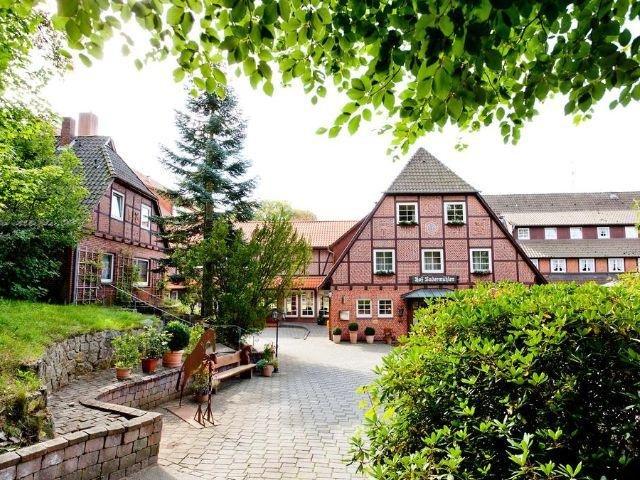 Egestorf - Hotel Hof Sudermühlen ***+ - Aanzicht