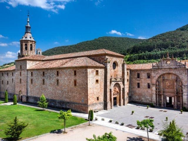 Spanje_Monastry of San Milan de Yuso