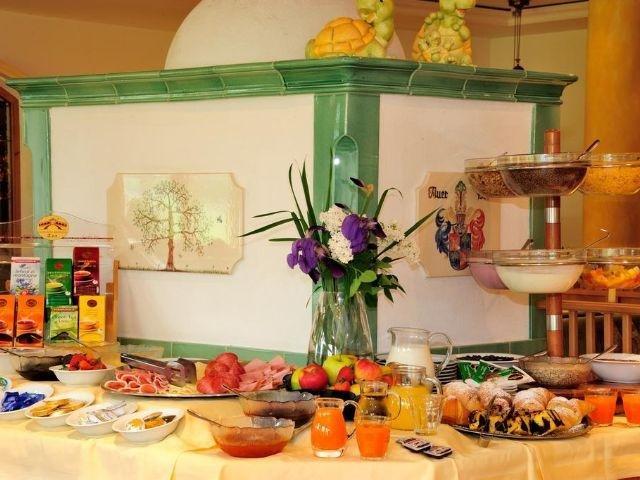 Italië - Naz-Sciaves - Hotel Flötscherhof *** - ontbijt