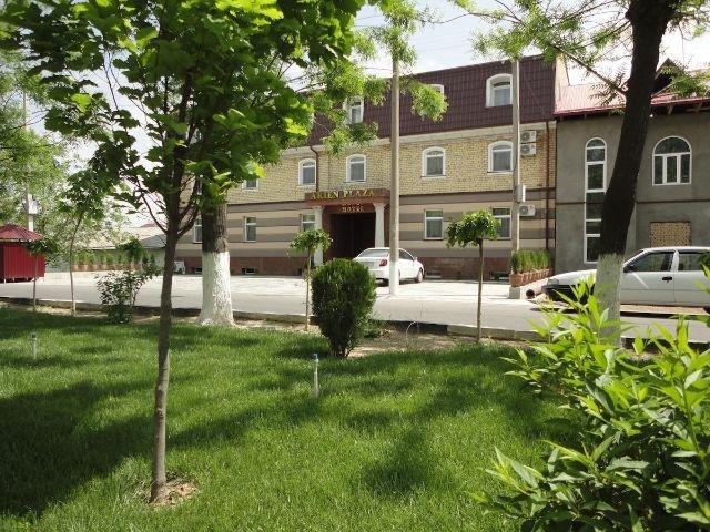 Tashkent - Arien Plaza *** - aanzicht hotel