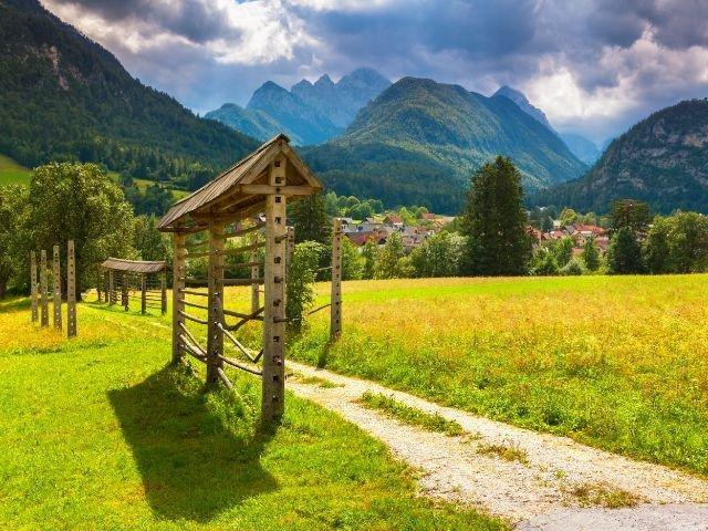 Slovenië - Martuljek