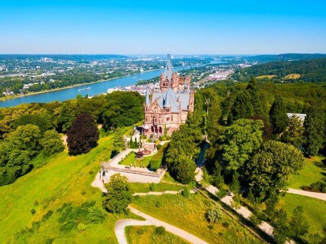 Duitsland - Bonn - Drachenburg