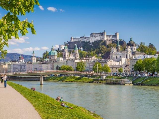 Oostenrijk - Salzburgerland - Salzburg