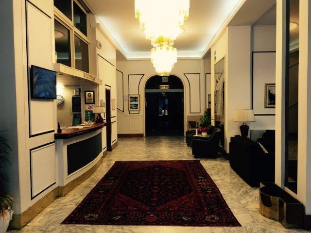Montecatini Terme - Hotel Biondi **** - receptie