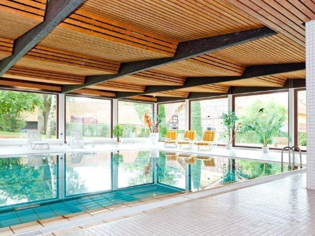 Egestorf - Hotel Hof Sudermühlen ***+ - binnenzwembad
