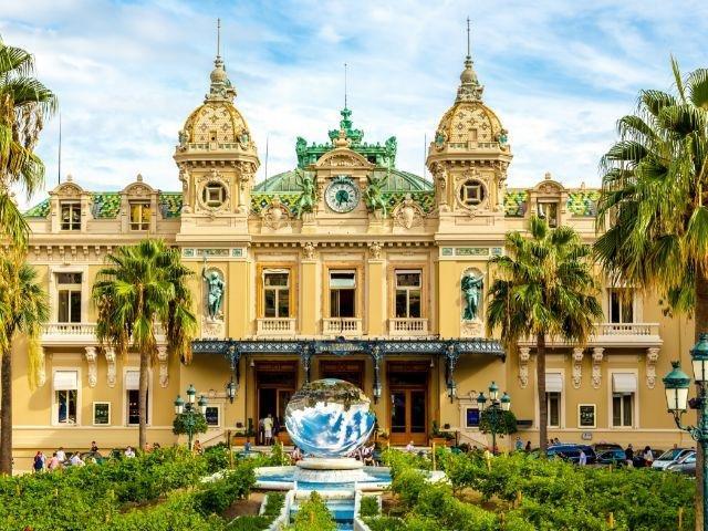 Frankrijk - Casino Monte Carlo