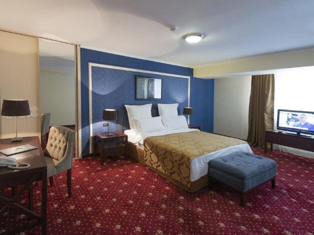 Yerevan - Ani Plaza Hotel **** - voorbeeldkamer