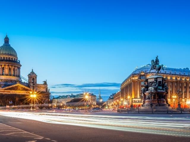 Rusland - Sint Petersburg