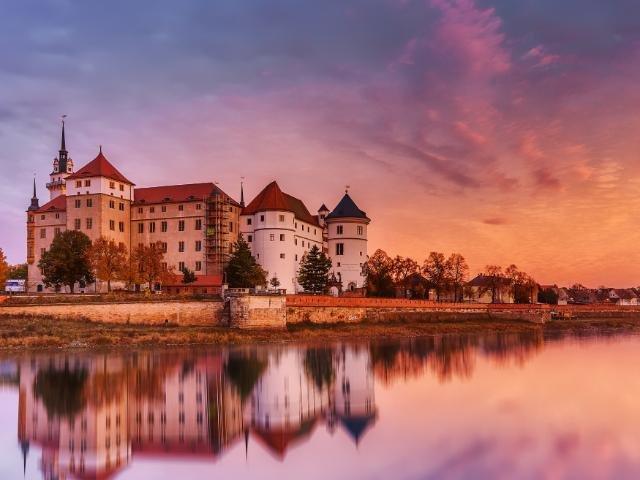 Duitsland - Torgau - Schloss Hartenfels