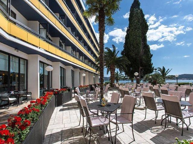Biograd - Ilirija Resort Biograd *** - terras