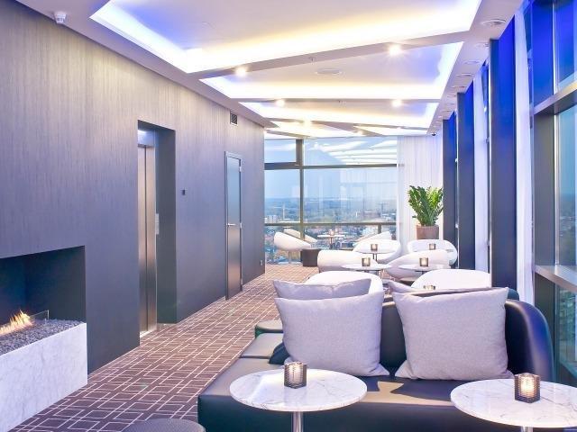 Hasselt - Radisson Blu Hotel Hasselt - Sky lounge