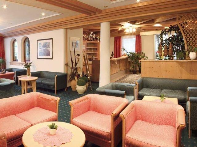 Nauders - Hotel Bergblick *** - lounge