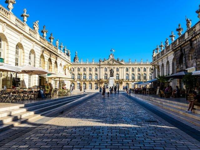 Frankrijk_Lotharingen_Nancy_Stanislas plein UNESCO